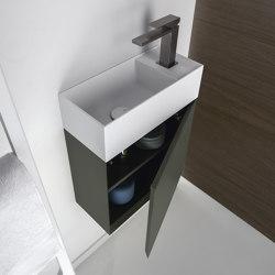 D5k + Unit with door | Wash basins | Falper