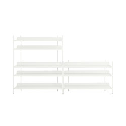 Compile Shelving System | Configuration 7 | Shelving | Muuto