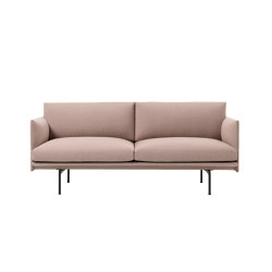 Outline Sofa | 2-seater | Sofás | Muuto