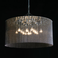 Ngoma Drum - 700 - suspended | Suspensions | Willowlamp