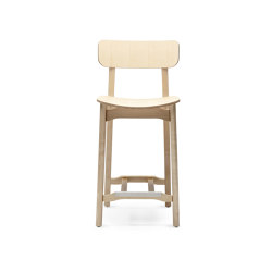 Cacao L-SG-65 | Counter stools | CHAIRS & MORE