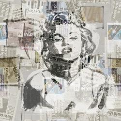 Superstar Graffiti Marilyn | Wall art / Murals | TECNOGRAFICA