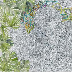 Superstar Mandala | Wall art / Murals | TECNOGRAFICA