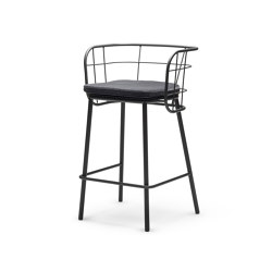 Jujube SG-A | Bar stools | CHAIRS & MORE