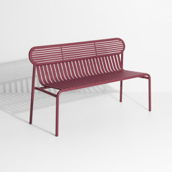 Week-End | Bench | Bancos | Petite Friture
