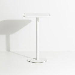 Week-End | Square high table | Mesas altas | Petite Friture