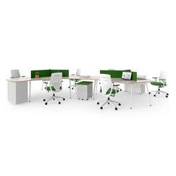 Twist Gen | Desks | actiu