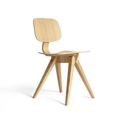 Mosquito Natural Oak   Chairs   Rex Kralj