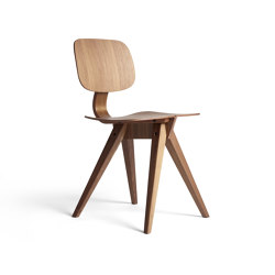 Mosquito Natural Walnut | Chairs | Rex Kralj