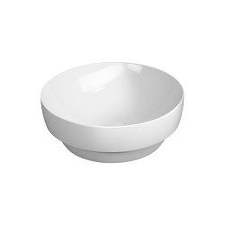 Pura 39/TI Washbasin   Wash basins   GSI Ceramica