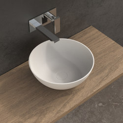 Solidthin | Wash basins | Ideavit
