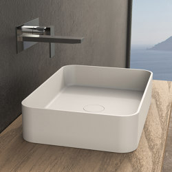 Solidthin | SQ | Wash basins | Ideavit