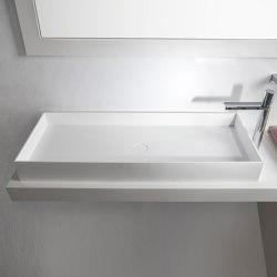 Solidjoy | 100 | Wash basins | Ideavit
