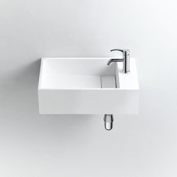 Solidcube | Wash basins | Ideavit