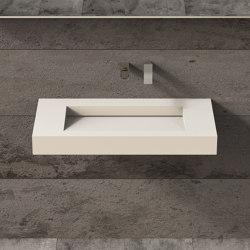 Solidsquare | Wash basins | Ideavit