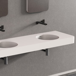 Solidbrio | Wash basins | Ideavit
