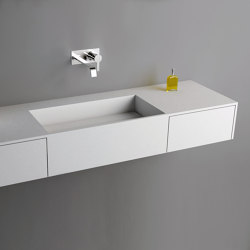 Solidpure | Wash basins | Ideavit