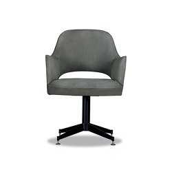 COLETTE OFFICE Chair | Chairs | Baxter