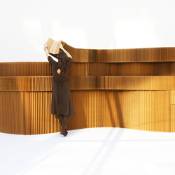 paper softblock | Architectural systems | molo