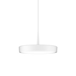 ARVA pendant lamps 270 white | Suspended lights | RIBAG