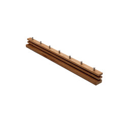 Cutter Coat Rack 100 | Percheros de ganchos | Skagerak
