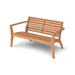 Regatta Lounge Bench | Benches | Skagerak