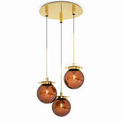 3-LIGHTS Pendant Lamp | Suspended lights | GIOPAGANI