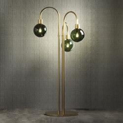HABIBA Floor Lamp | Free-standing lights | GIOPAGANI