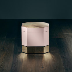 SENZA FINE Bedside Table | Coffee tables | GIOPAGANI