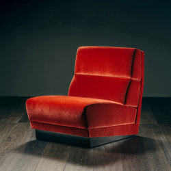 SENZA FINE Armchair | Sillones | GIOPAGANI