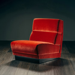 SENZA FINE Armchair | Armchairs | GIOPAGANI