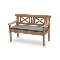 Drachmann Bench 120 | Benches | Skagerak