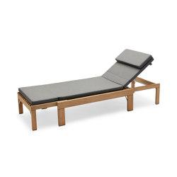 Riviera | Sonnenliegen / Liegestühle | Skagerak