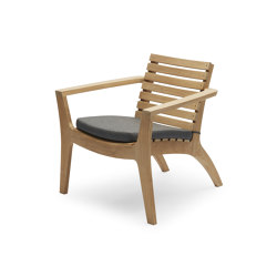 Regatta Lounge Chair | Sessel | Skagerak