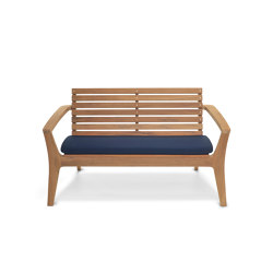 Regatta Lounge Bench   Sitzbänke   Skagerak