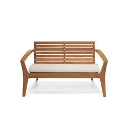 Regatta Lounge Bench | Sitzbänke | Skagerak