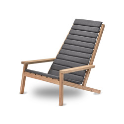 Between Lines Deck Chair | Sillones | Skagerak