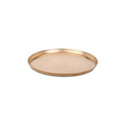 Edge Brass Plate Ø25 | Behälter / Boxen | Skagerak