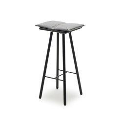Georg Bar Stool High | Taburetes de bar | Skagerak