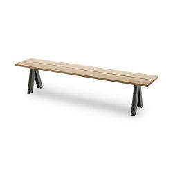 Overlap Bench | Sitzbänke | Skagerak