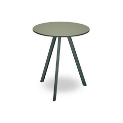 Overlap Table Ø62 | Bistro tables | Skagerak