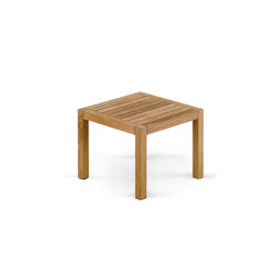 Square Table 35 | Mesas auxiliares | Skagerak