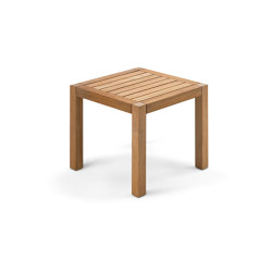 Square Table 46 | Side tables | Skagerak