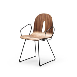 Gotham Woody SL-P | Chairs | CHAIRS & MORE