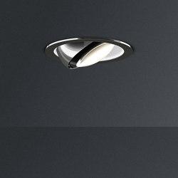 Più piano | Recessed ceiling lights | Occhio
