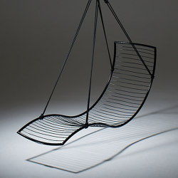 Curve Wave Lounger Swing Chair | Swings | Studio Stirling