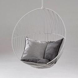 Square Two Tone Cushion | Seat cushions | Studio Stirling