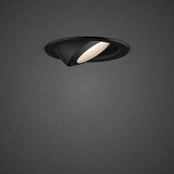 Più R piano | Lampade soffitto incasso | Occhio