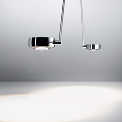 Sento soffitto due | Suspended lights | Occhio