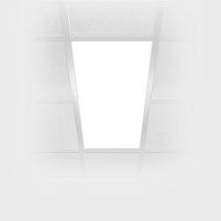 Cubic M9 | Plafonniers encastrés | Lightnet